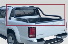 Ford Ranger T6 Spider Canyon Black Rollbar (PRB28) 2012-2015