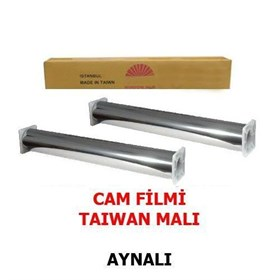 Cam Filmi Normal Aynalı 152cm * 60m