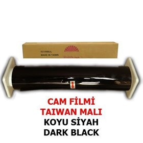 Cam Filmi Normal %15 Koyu Siyah ( Dark Black ) 152cm * 60m