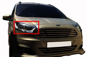 Ford Tourneo Courier Krom Far Kaşı 2014 Üzeri